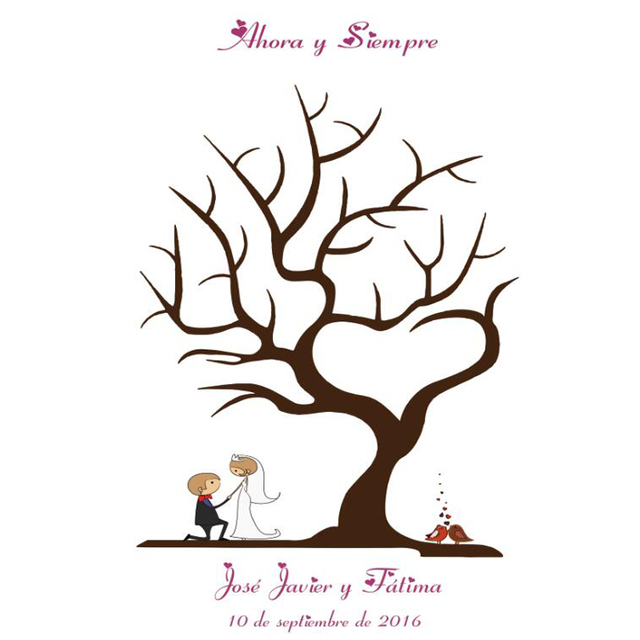 diy wedding guest book alternative fingerprint wedding guest book bridal shower tree love birds