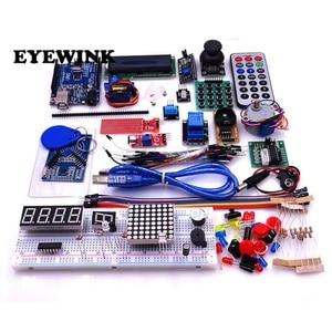 Image 2 - Verbesserte Erweiterte Version Starter Kit die RFID lernen Suite Kit LCD 1602 für Arduino UNO R3