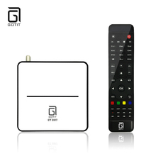 S905 GT2017 Android DVB-S2 Satélite TV Box Amlogic 2G DDR 8G Flash Soporte BT4.0 Cccams Netflix Youtube IPTV Smart TV caja(China)