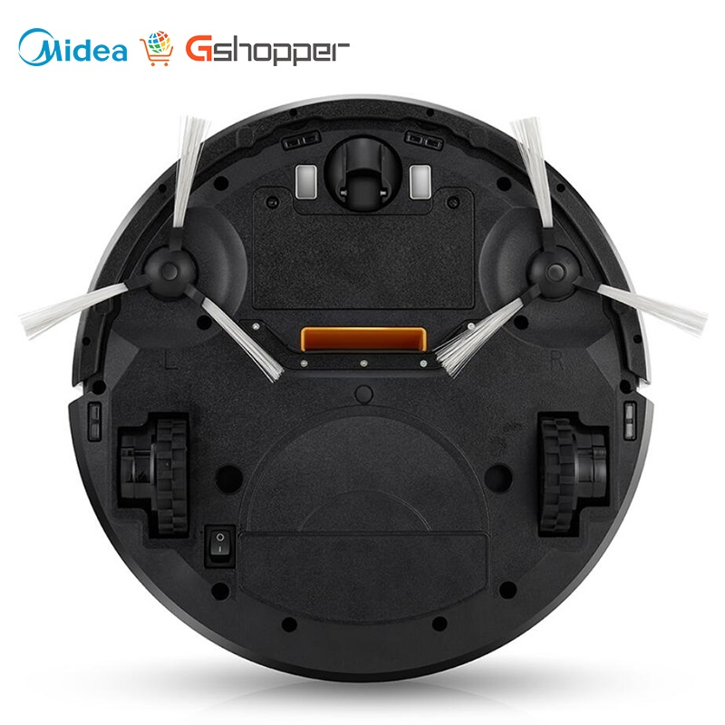 Global Version Smart Robot Vacuum Cleaner of Large capacity With Automatic Navigation and Powerful Suction 5