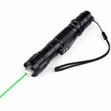 VERY100 Powerful Green Laser Pointer Pen Beam Light 5mW Visible Lazer High Power 532nm for Hunting Camping(China)