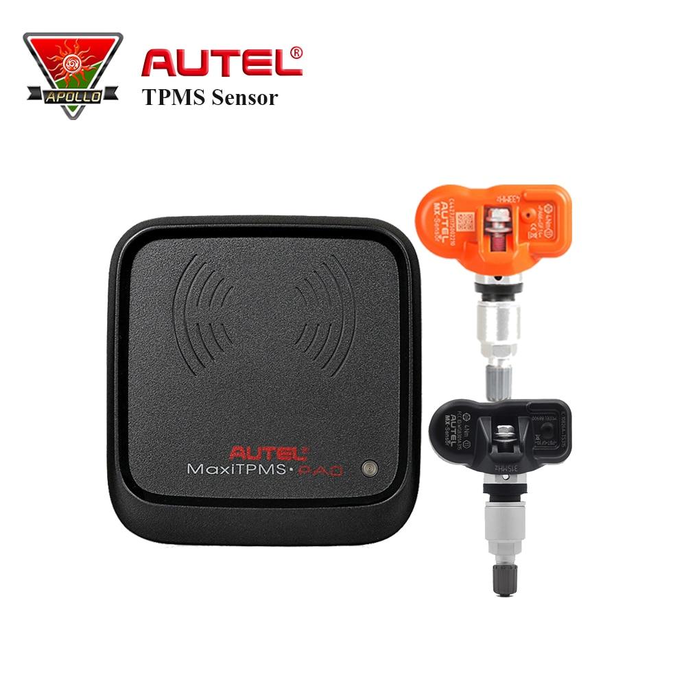 100% Original Universal Programmer Autel TPMS Tire Pressure Sensor MX-Sensor 433MHz 315MHz MxSensor MaxiTPMS Pad Tyre Sensor100% Original Universal Programmer Autel TPMS Tire Pressure Sensor MX-Sensor 433MHz 315MHz MxSensor MaxiTPMS Pad Tyre Sensor