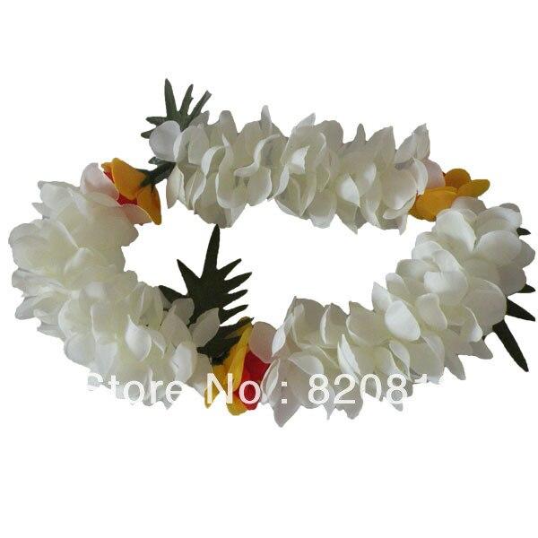 2017 newly christmas hair accessories flower head garland