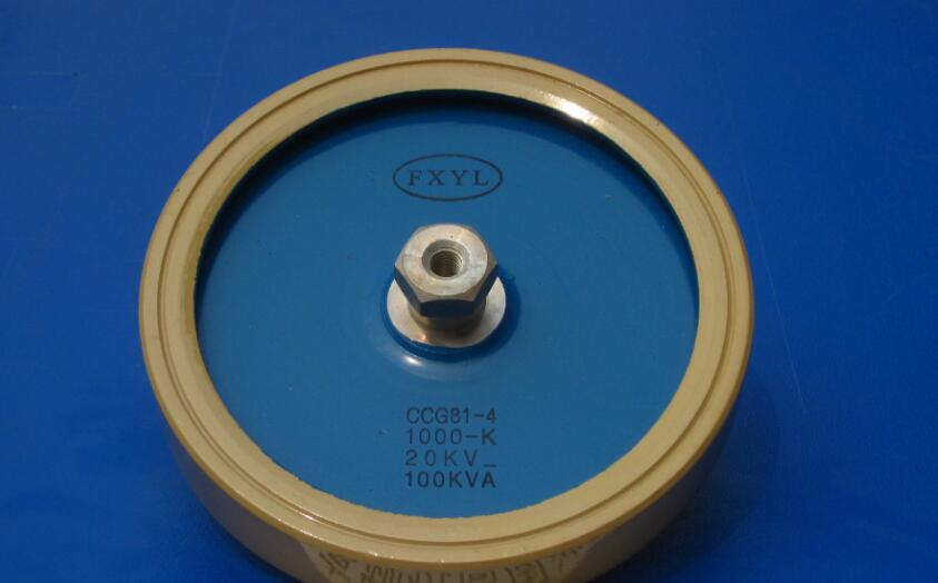 Round ceramics Porcelain high frequency machine  new original high voltage CCG81-4 1000-K 20KV 100KVA
