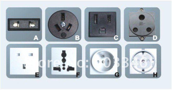 48VDC до 120VAC 1500 Вт чистый синусоидальный инвертор
