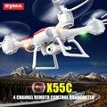 Syma x55 x55c x55g 2.4g 4ch 6 axis quadcopter controle remoto rc uav drone com hd camera dron originais