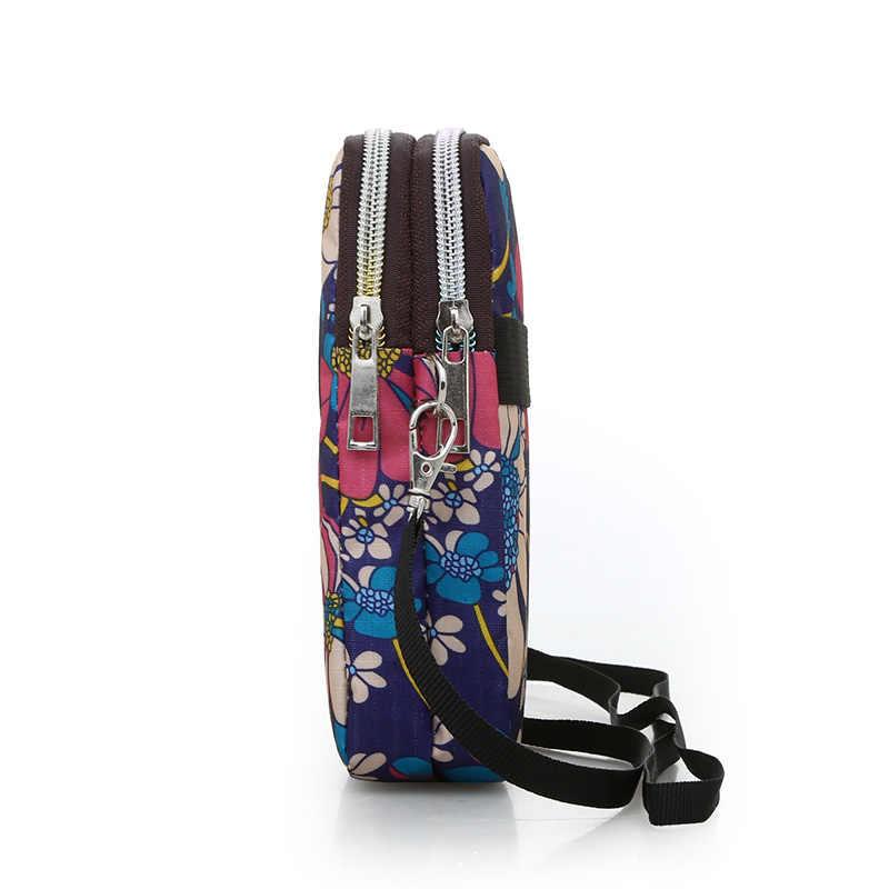 Мультяшный цветок Bolso kiple спортивный универсальный кошелек сумка Iphone7 plusporable чехол для iPhone 6s мобильный телефон сумка на плечо