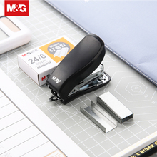 Kawaii Cute Mini Book Stapler Staples Set 24/6 Staple Metal Safe Paper Stapler Stapling Machine Office Binding Supplies ABS92633 binding machine metal stapler plier stapler stapling 20 sheets office accessories spillatrice grampeador grapadora