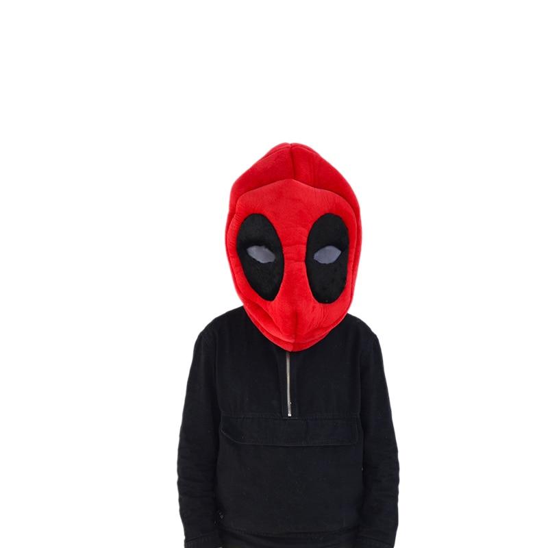 Alien Men Head Mask Red Color Used For Cosplay Head Mask Fashionable Design Mask New Arrival Masks
