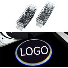 2x LED Двери Автомобиля Добро Пожаловать Проектор Логотип Лазерная Призрак Тень свет Для Land Rover Range Rover Evoque Discovery 4 Freelander 2