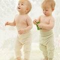 Высокое качество чистой природы органического хлопка брюки для детского 0 - 18 месяцев