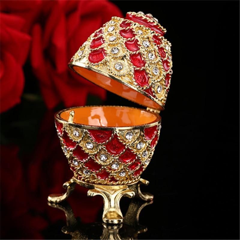 Faberge Egg үйінің әшекейлеріне жаңа - Үйдің декоры - фото 3