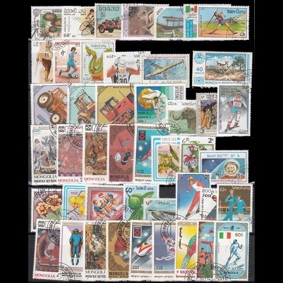 500 шт во всем мире и используется Почтовые марки для сбора почтовых марок продает stampel