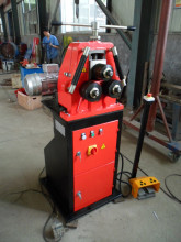RBM-10E electric  tubing and section bar round bending machine tools