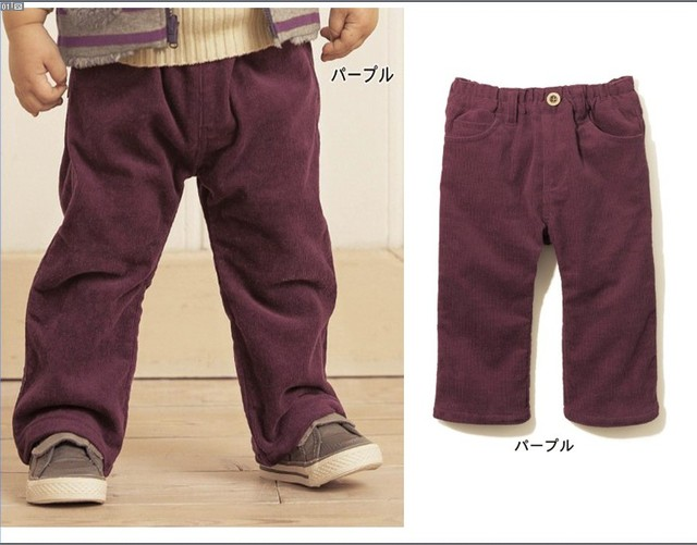 Aliexpress.com : Buy autumn and winter child corduroy trousers