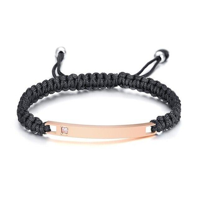 Vnox His Hers Bracelets...