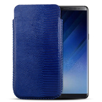 Индивидуальная Настройка Роскошная натуральная Кожа Ящерицы Телефонные чехлы сумка для iphone 8 7 6 6S Plus для Samsung Galaxy Note 8 S8/плюс