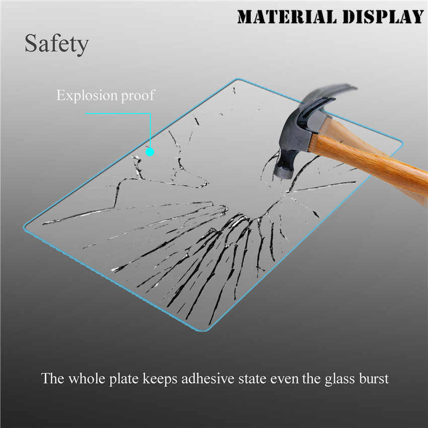 X98 Air Glass ป้องกันหน้าจอสำหรับ Teclast P98 3G Octa Core/X98 AIR II V989 กระจกนิรภัยหน้าจอ protector