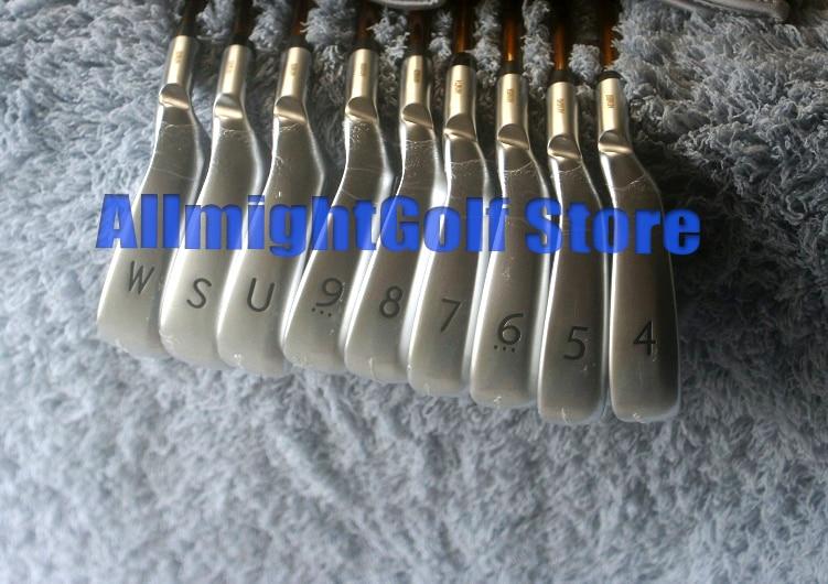 2018 G400 Golf Irons Golf Club 4-9.W.U.S 9pcs Black Steel ALTA JCB Graphite / Steel shaft2018 G400 Golf Irons Golf Club 4-9.W.U.S 9pcs Black Steel ALTA JCB Graphite / Steel shaft
