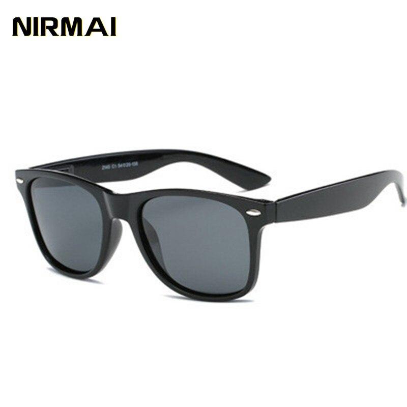 NIRMAI polarized sports sunglasses, men sport fishing for mens sunglasses driving glasses UV400 sungalsses