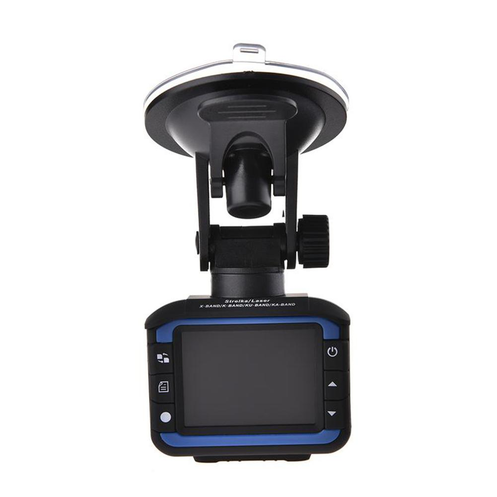 Car DVR Camera Recorder 2 In 1 Driving Recorder Anti Laser Car Radar Detector 140 Degree HD 720P Support English Russian-in DVR/Dash Camera from Automobiles & Motorcycles