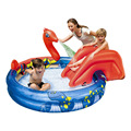 203 cm Primavera PVC Eco Moda Jogo Piscina Piscina Inflável Do Bebê Dos Miúdos Das Crianças Das Crianças Grande Nadar Barco S7002