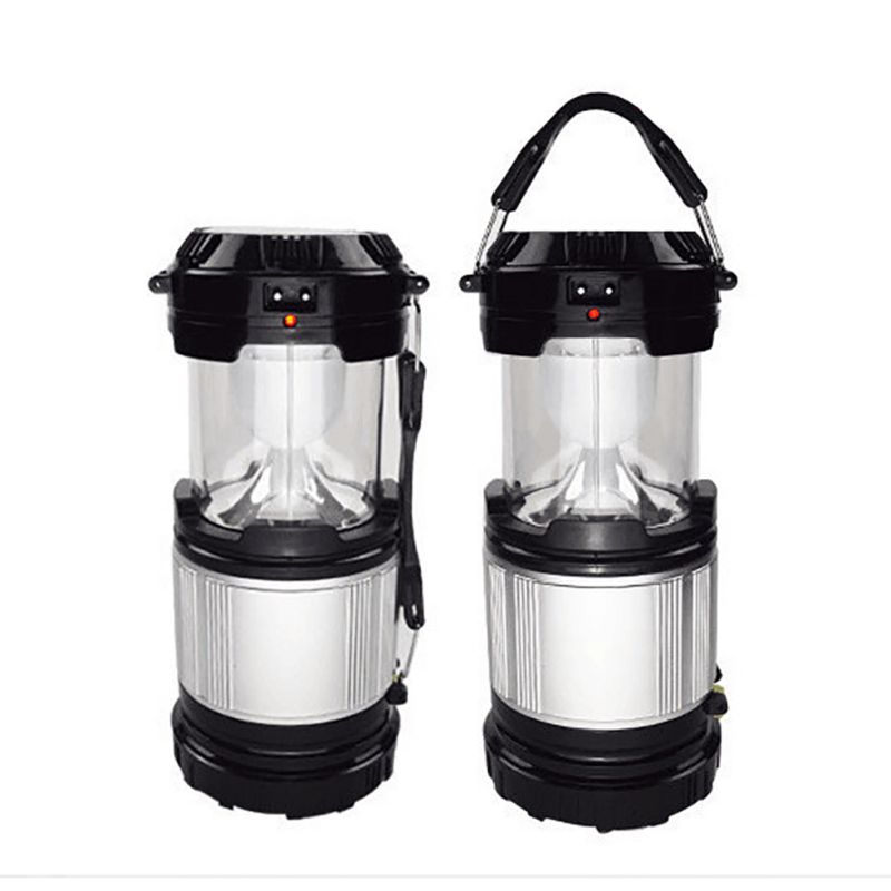 Multifunction LED Camping Lantern Handheld Flashlights Gear Equipment For For Hiking Camping Emergencies Protable Lanter