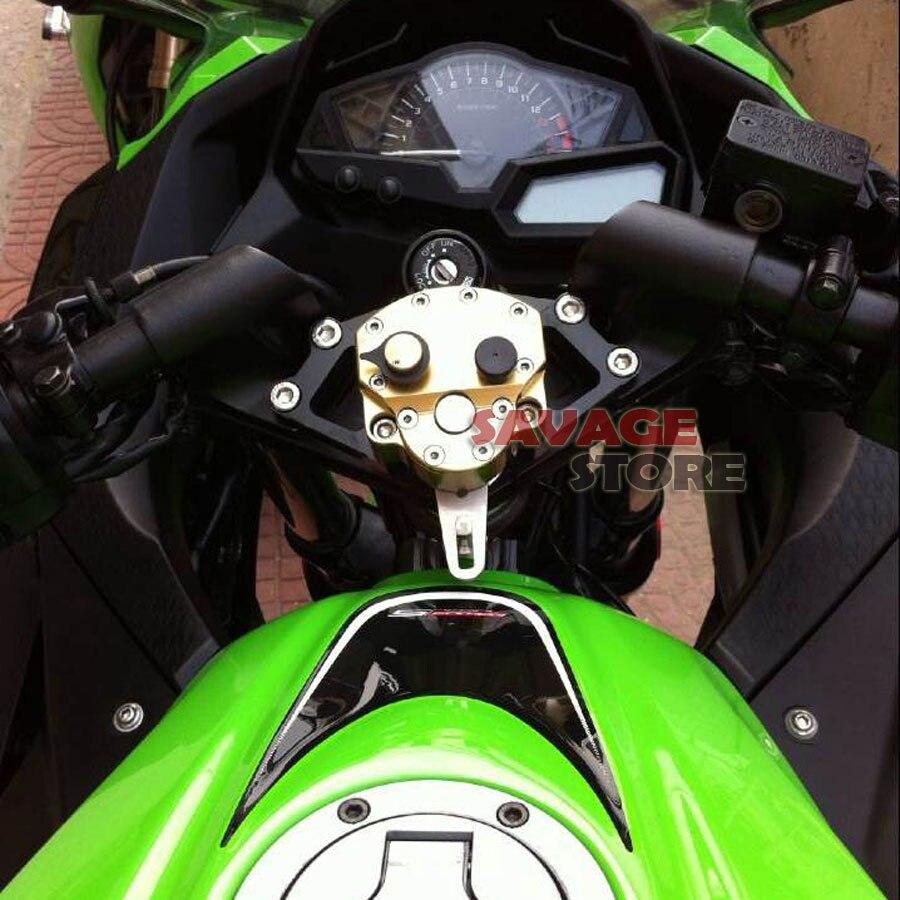 Para KAWASKI NINJA 250 2008-2014, NINJA 300 2013-2015 Accesorios de La Motocicle
