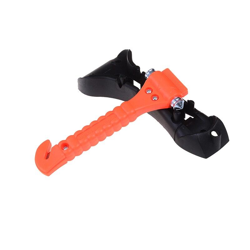 1 Pc Emergency Safety Hammer Car Seat Belt Cutter Hammer Car Window Broken Emergency Glass Breaker