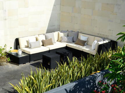 2017 Sigma Wholesale Sale Outdoor Bali Synthetic Rattan Cheap Lounge Furniture China