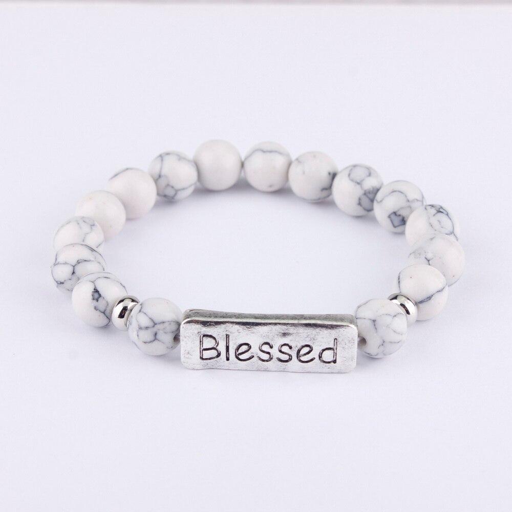B1955 White Blessed
