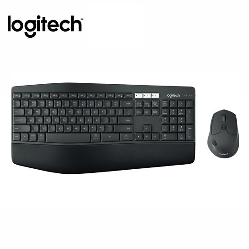 logitech mk850 wireless bluetooth keyboard and mouse combo keyboard and mouse set long battery. Black Bedroom Furniture Sets. Home Design Ideas