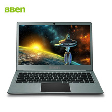 Bben Windows 10 14 Inch Laptop Computer Intel Apollo N3450 CPU 4G RAM 64G Emmc+SSD 64G/128G/256G Option Metal Notebook Ultrabook