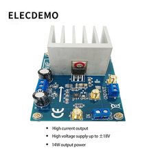 TDA2030 module power amplifier hifi audio amplifier 14W high voltage and high current power amplifier board цены