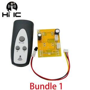 Image 2 - הגרסה האחרונה HiFi אינפרא אדום שלט רחוק נפח שליטה להתאים לוח APLS מגבר קדם מגבר מנוע פוטנציומטר מתאימה נפח