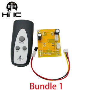 Image 2 - Latest Version HiFi Infrared Remote Control Volume Control Adjust Board APLS Amplifier Preamp Motor Potentiometer Adjusts Volume