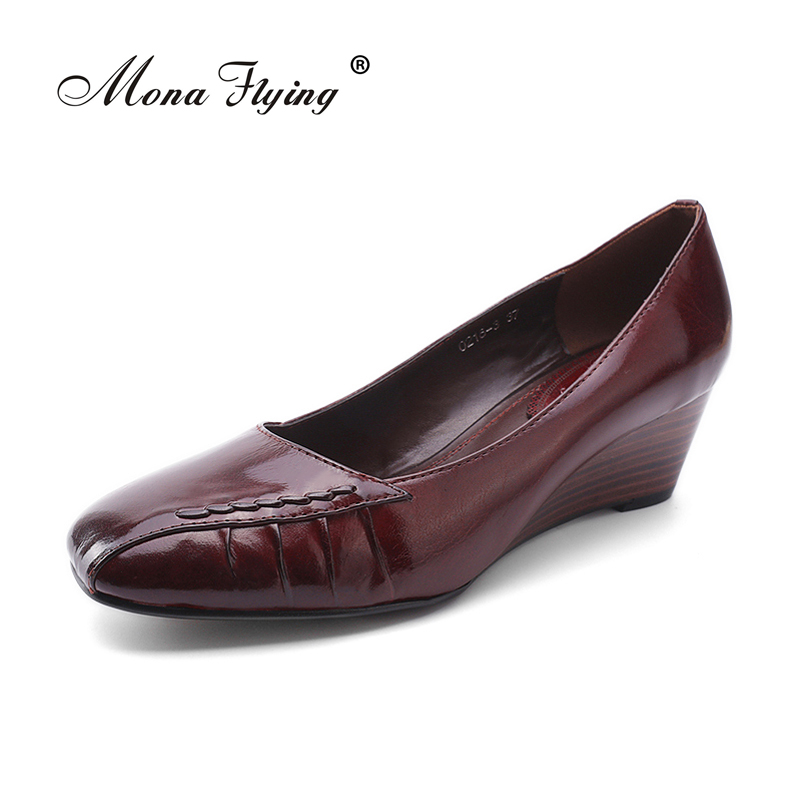 Pure Leather Shoes Brand