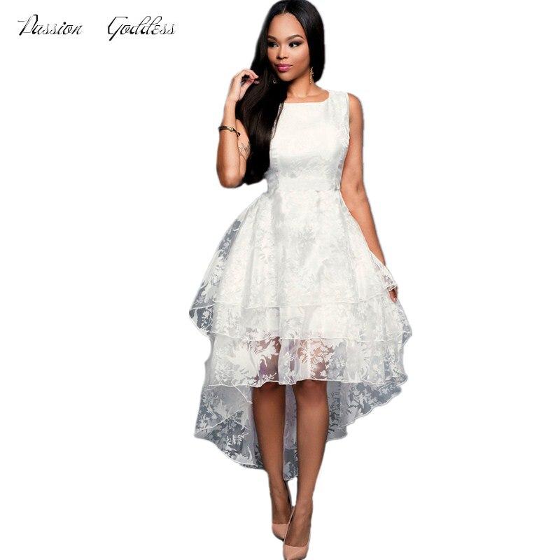 Popular Long White Dresses for Prom-Buy Cheap Long White Dresses ...