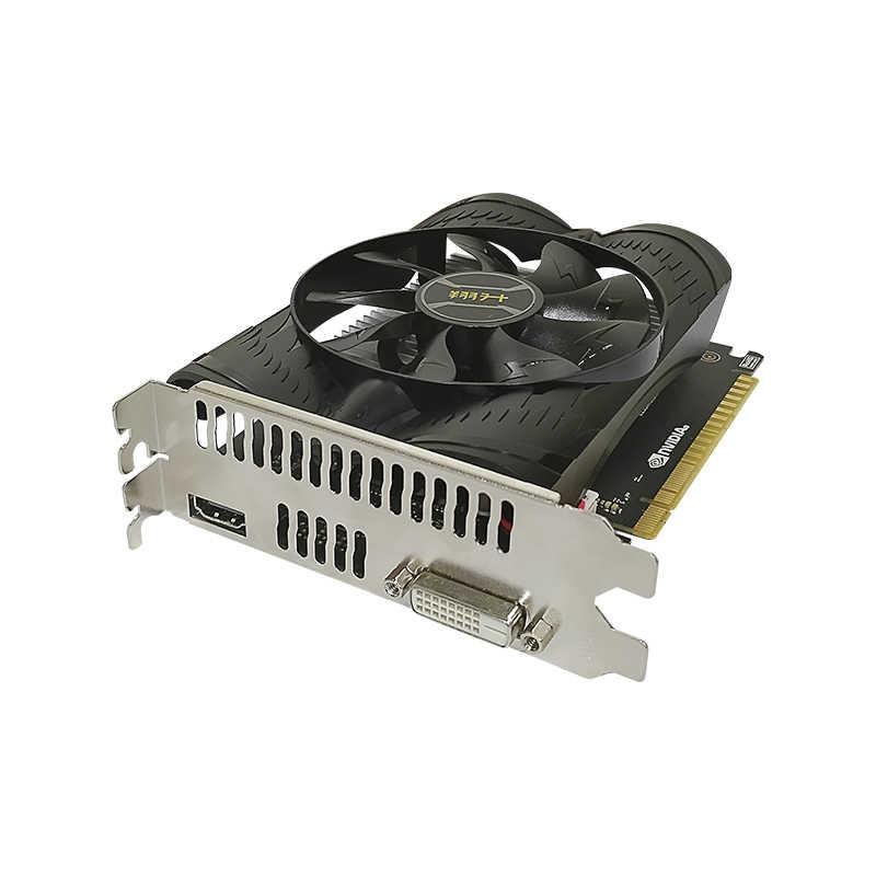 جديد بطاقة جرافيكس الأصلي ASL GT1030 مزدوجة فتحة 2G GDDR5 64bit فيديو بطاقات ل nVIDIA غيفورسي GT 1030 Hdmi Dvi لعبة