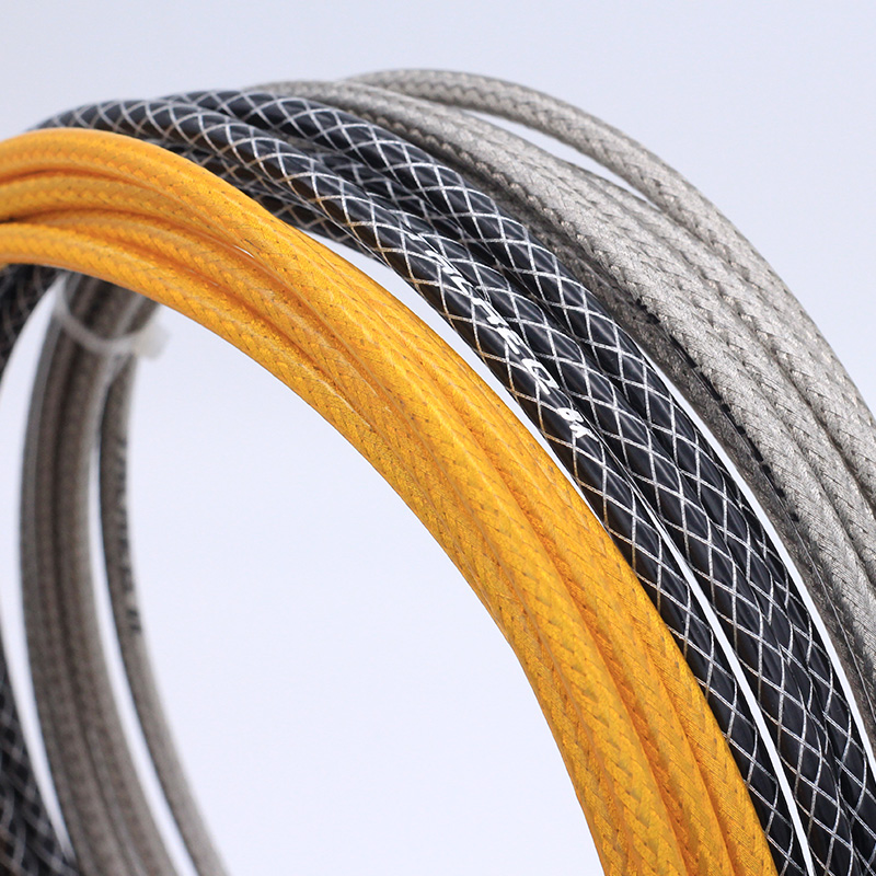 3m 5mm Bicycle Brake Cable Mountain Bike Shift Housing Derailleur Bicycle Cables Weaving Line Pipe Tube Shifting Wire