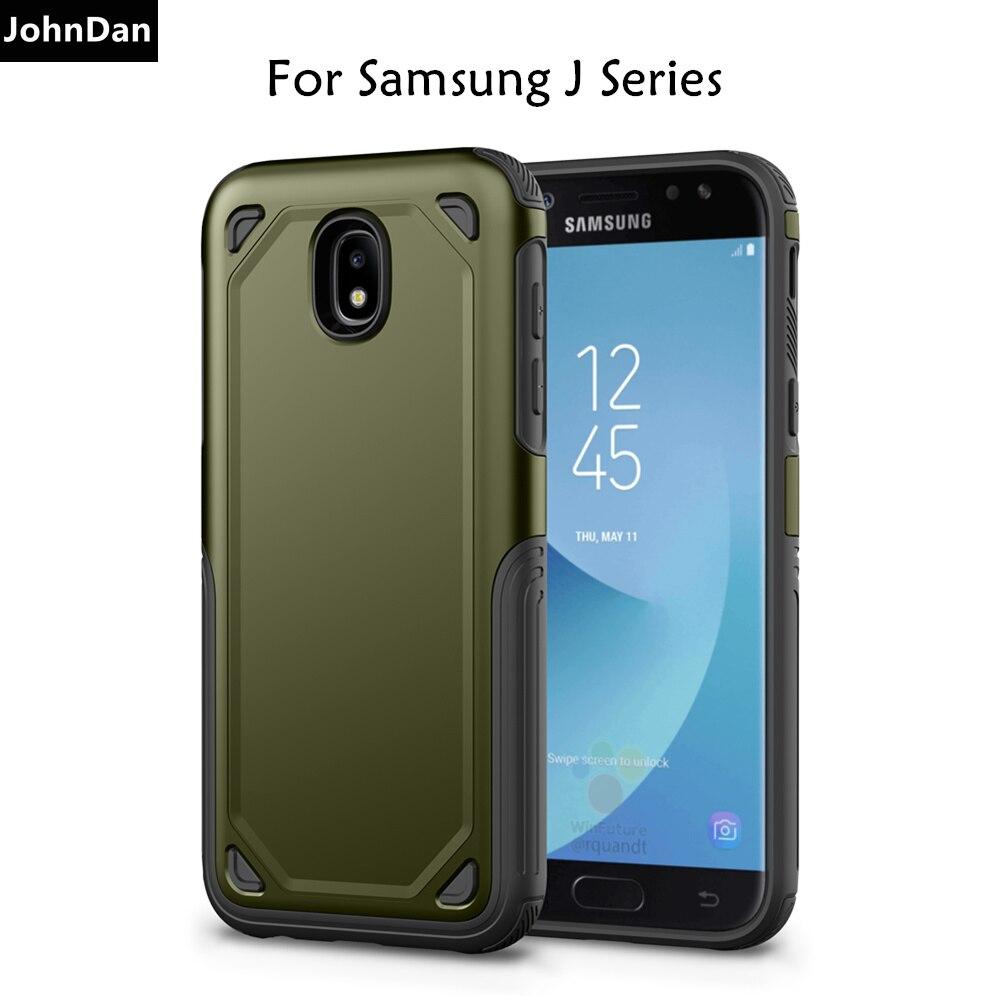 For Samsung Galaxy J4 J6 J8 J2 Pro 2018 PC + TPU Anti Shock Impact Armor Case For Samsung Galaxy