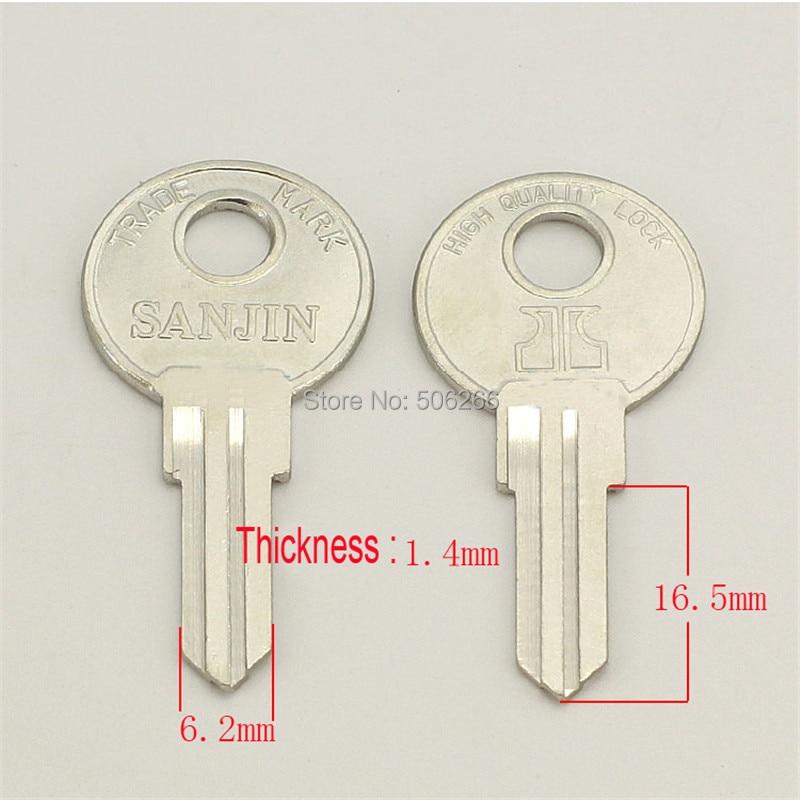 Electric multi-purpose spoon right bath door Key blank Locksmith Supplies Blank Keys cilvil Horizontal key machine A126