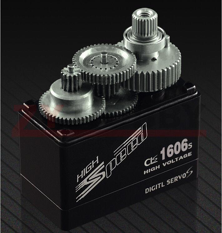 KINGMAX CLS1606S 71g 16kg.cm torque metal gears digital coreless standard servo fk sports cls 824