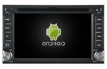 Android 6.0 quad core 800*480 car dvd player media radio gps navi 4G lite TPMS obd DVR headunit for Hyundai Santafe 1999-2005