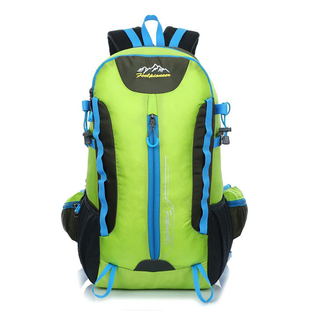 2016 Brand Outdoor Men Women Trekking Hiking Bag Backpack Trip Travel Luggage Bag 38L Camping Cycling Riding Backpack