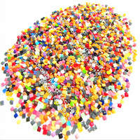 DIAMOND PAINTING ACCESSORY Wholesale Square Resin Diamond 180000pcs Bag 1KG Bag 447 Colors Can Choose