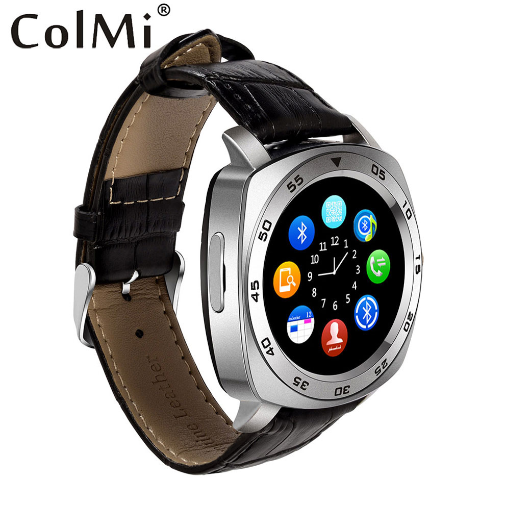 ColMi Smart Watch VS201 Passometer Sleep Track Sync Message Call Reminder Support Android and IOS Smart