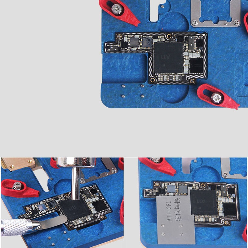 Explosion Proof Cooling Tin Multi Functional Platform Pcb