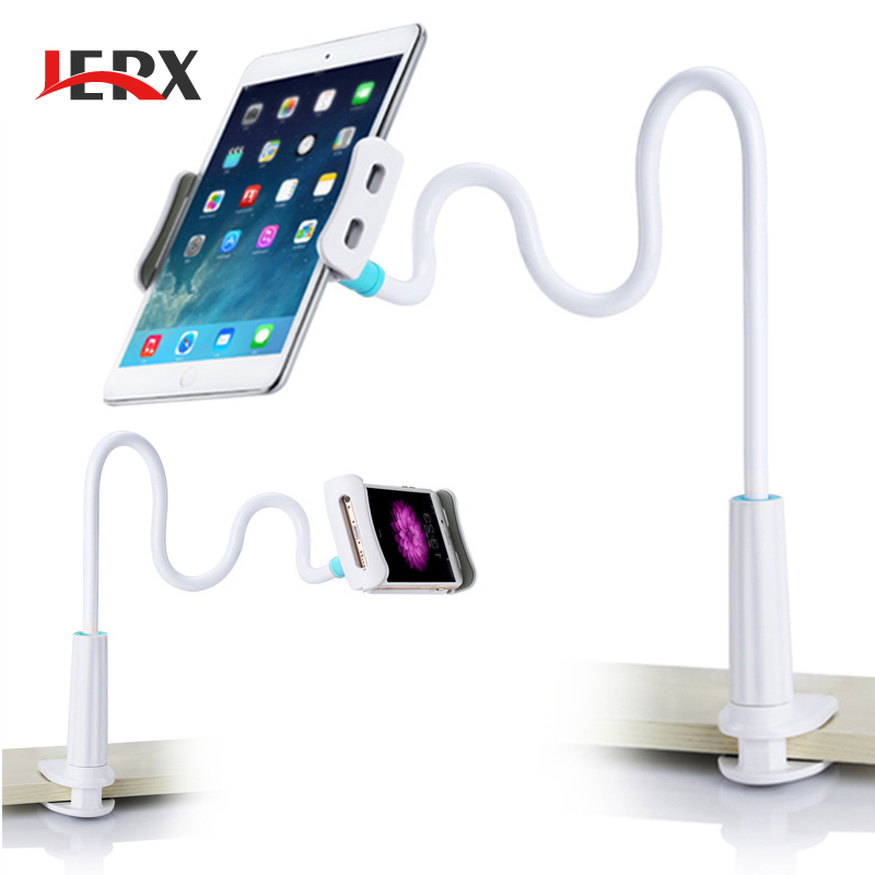 JERX Cell Phone Stand Holder Flexible Clip Lazy Arm