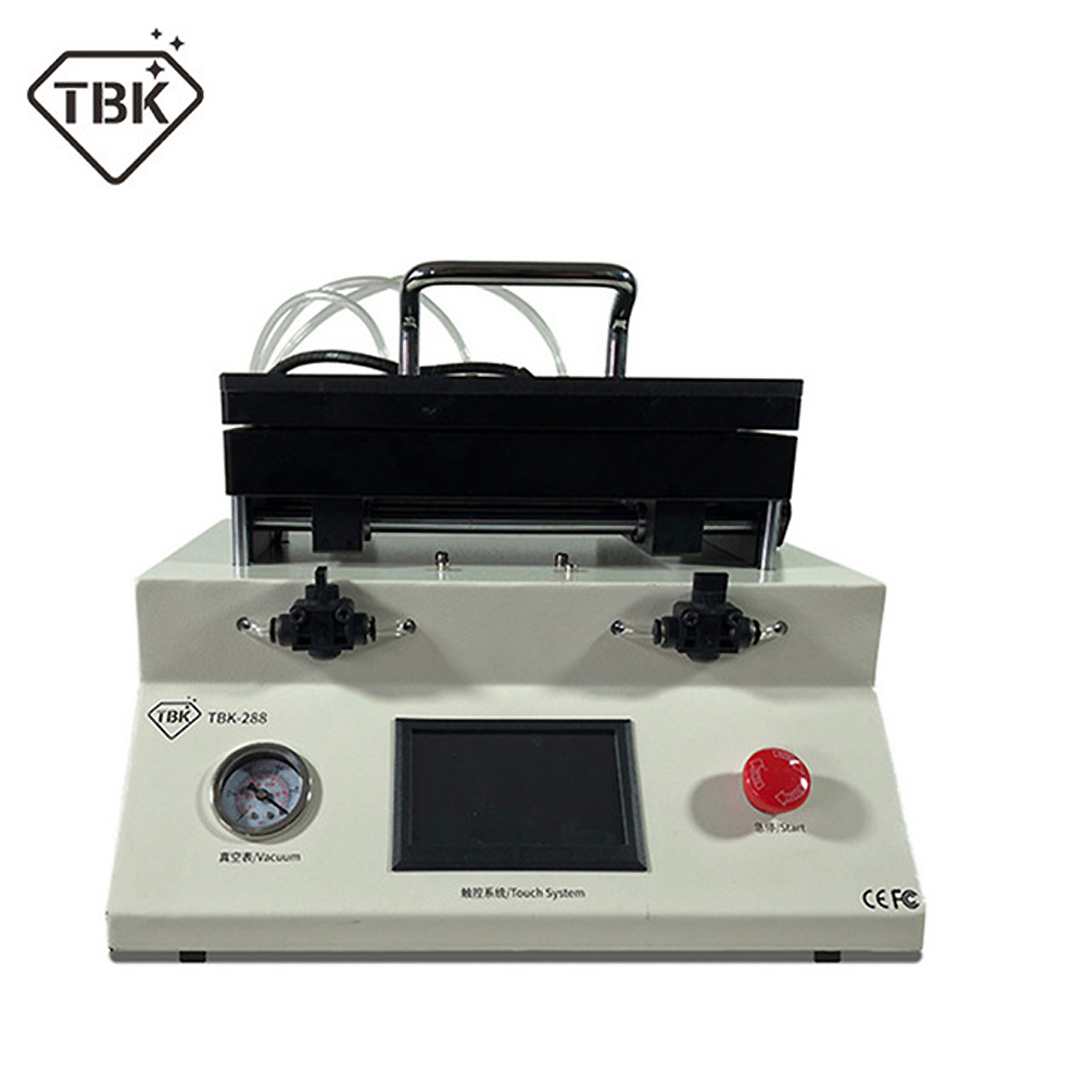 100% Original TBK TBK 288 LCD Frame Machine Separator Automatic Machine For Framework For Smartphones Dismantled Electric Tools